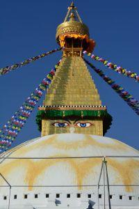 Nepal_Kathmandu_Boudhanath_Stupa